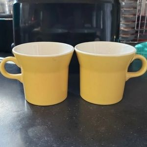 Vintage USA Ceramic Mugs